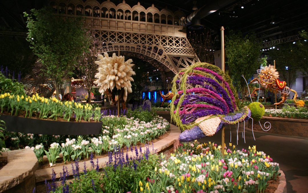 George Ball, Burpee's Chairman to Speak at the Philadelphia International Flower Show